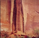 Sandstone Cliff, Monument Canyon